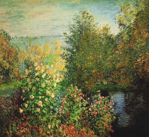 The Garden at Montgeron